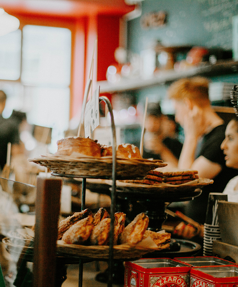 Better control with our management software for bakeries