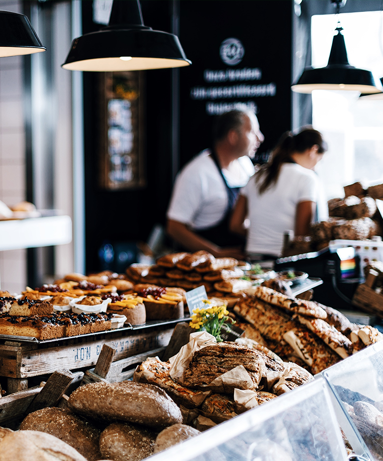 Local bakery - management software for bakeries