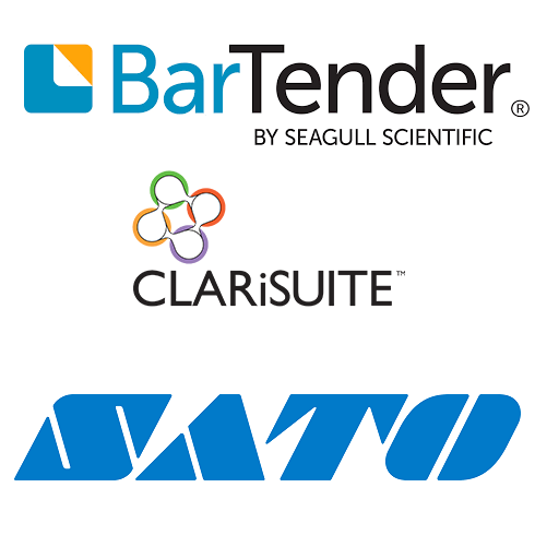 Integrate with BarTender, Clarisoft and Sato - bakery software