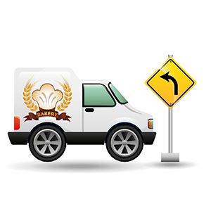 Speed up deliveries - bakery management software
