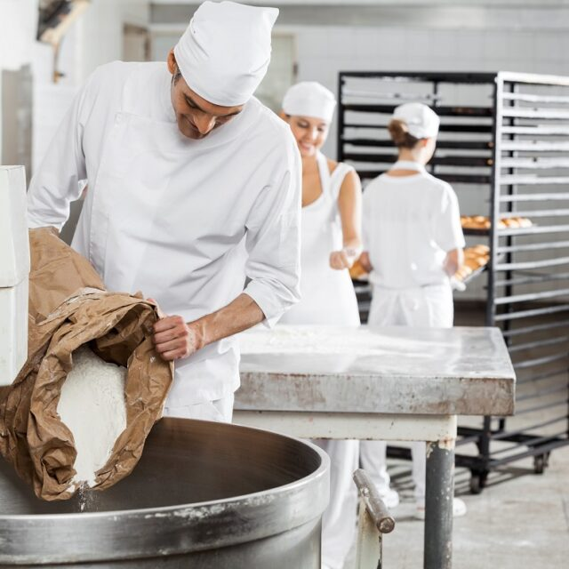 Better reports with our software for a bakery